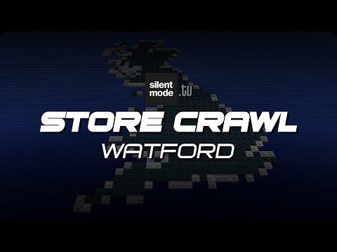 Store Crawl 2017: Watford PAB Wall