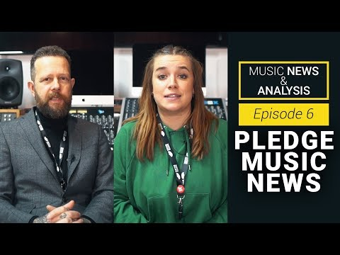 PAYPAL HAVE CUT TIES WITH PLEDGE MUSIC... NOW WHAT? Mp3