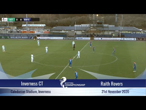 Inverness CT Raith Goals And Highlights