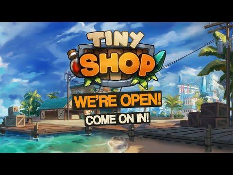 Tiny Shop Trailer
