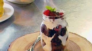 Flip Tip: Brownie Trifle
