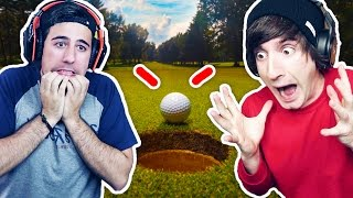 RISAS Y FAILS DE MINIGOLF con El Churches