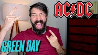 IL TRUCCO della MANO DESTRA per RITMICHE ROCK PERFETTE ! MIGLIORIAMO con AC/DC e GREEN DAY !