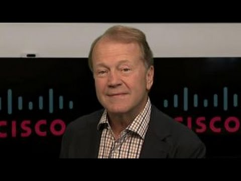 Cisco's Chambers says DirecTV, AT&T merger a good move