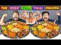 THE GREAT KHALI THALI EATING CHALLENGE   BIGGEST GREAT KHALI THALI COMPETITION (Ep-360)