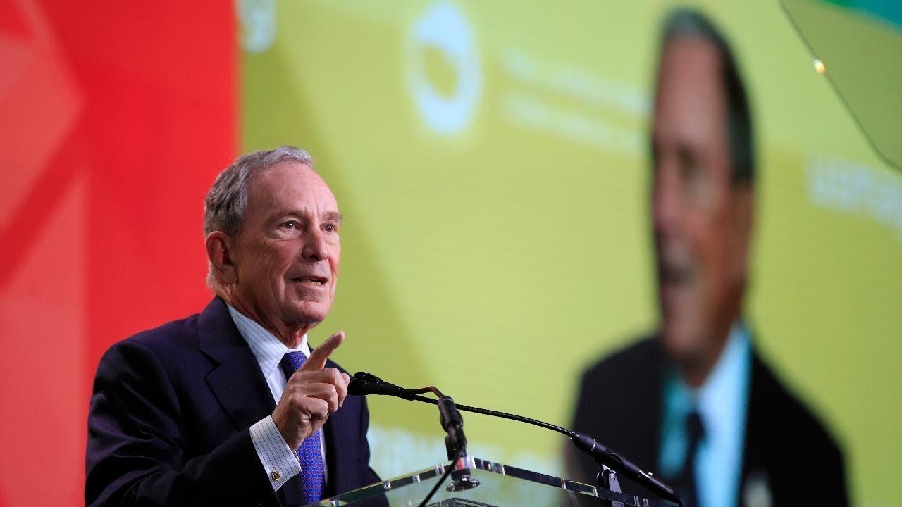 Michael Bloomberg Considers 2020 Presidential Bid As A