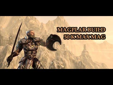 50k Max Magica Templar Pvp Build - Telvani Sith
