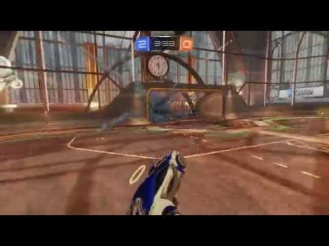 Bicycle goal player view