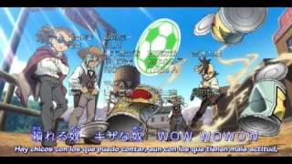 Inazuma Eleven ending 5 full song