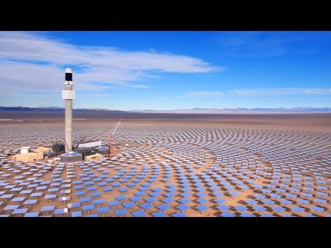 Port Augusta Solar Thermal to boost competition and create jobs