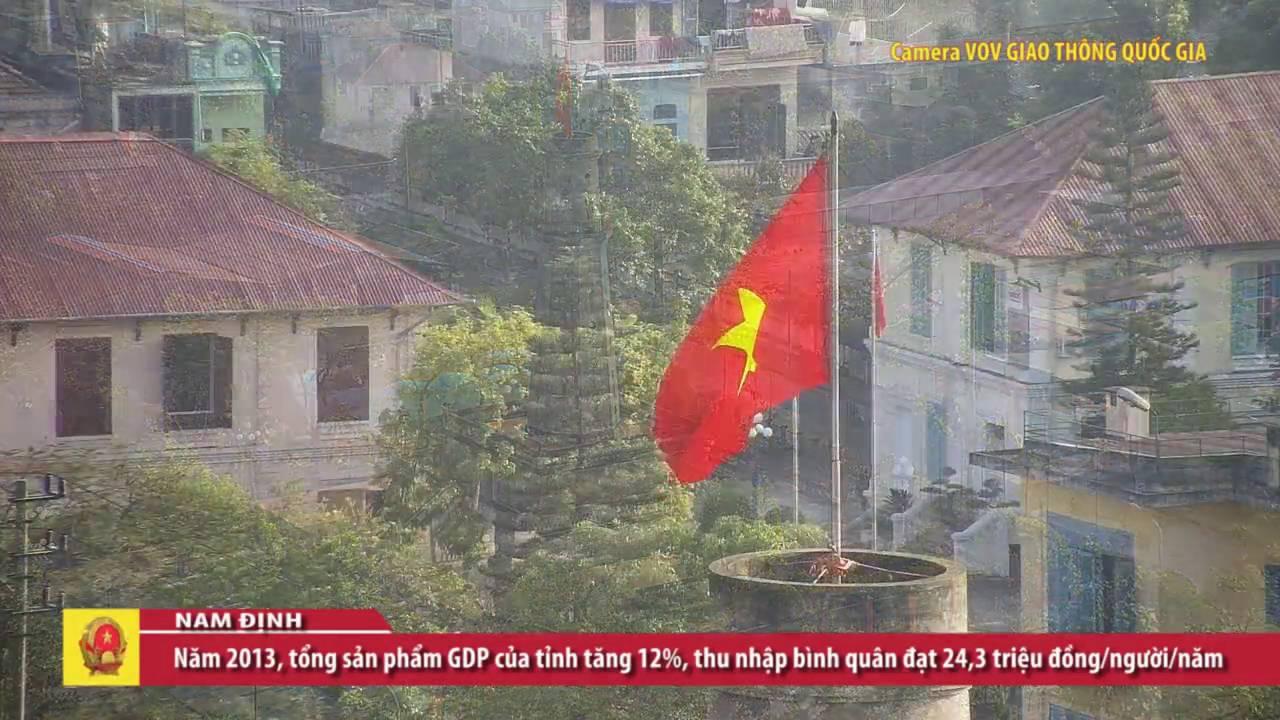 Khám phá cảnh đẹp Nam Định qua camera VOV Giao thông Quốc gia