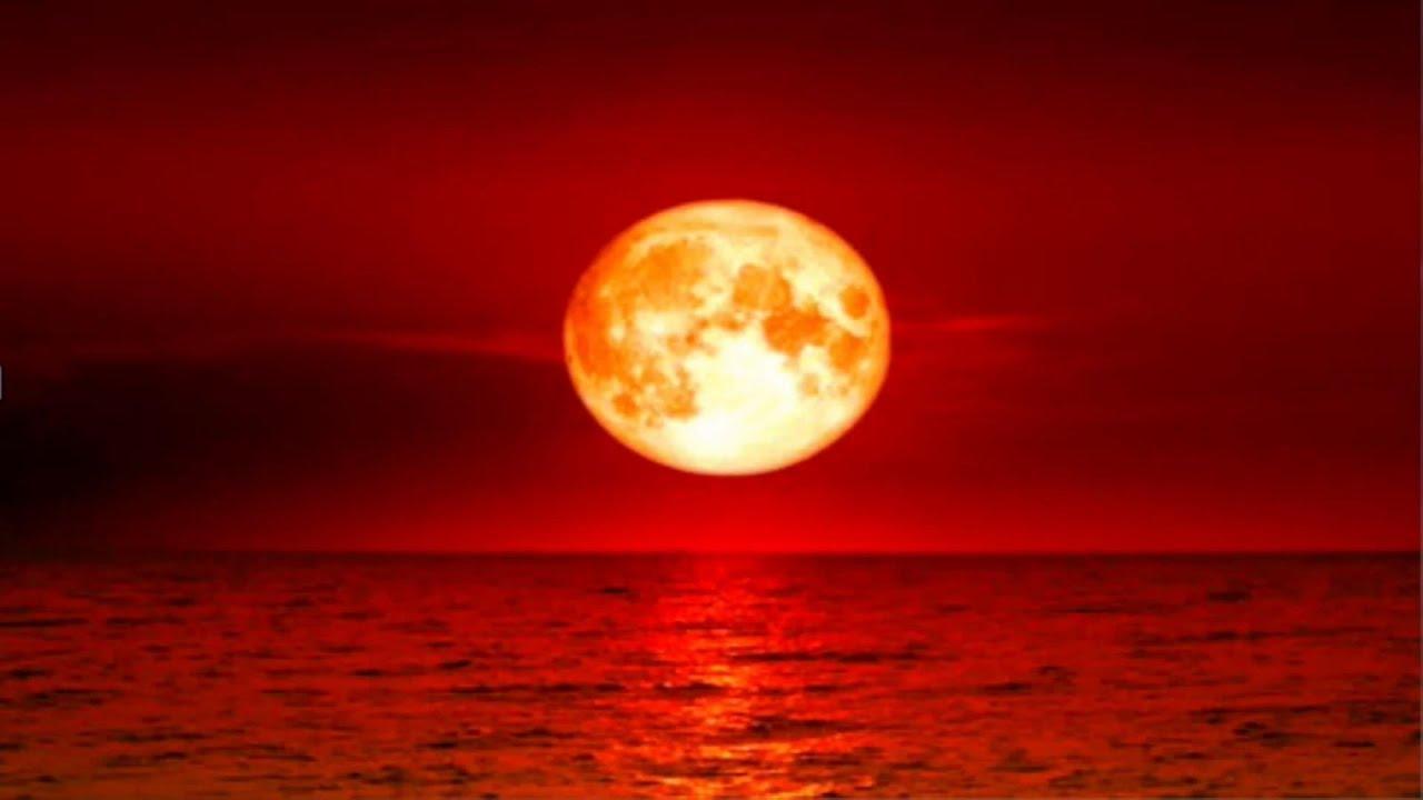 red moon mars - photo #6