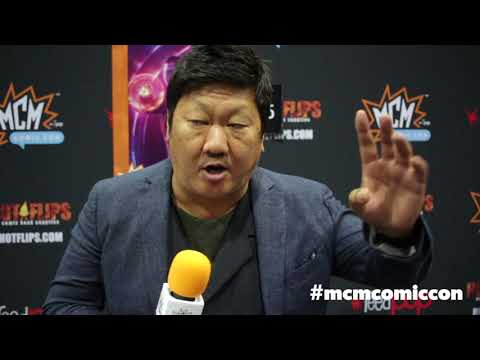 Benedict Wong tell's why he's back home in Manchester and why you should COME JOIN US!