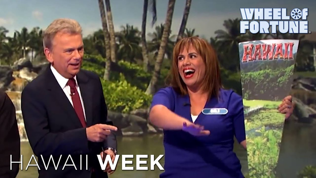 Wheel Of Fortune Hawaii 2021