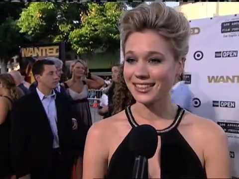 Kristen Hager , Wanted , Wanted Movie Red Carpet