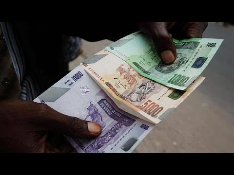 Congolese franc maintains downward spiral as mining slows down