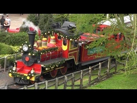 Busch Gardens Express, 12 26 17, The Day After Christmas