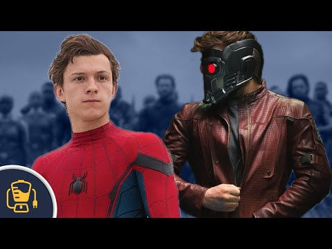 Tom Holland Had Trouble Working With Chris Pratt On The Set Of Avengers: Infinity War