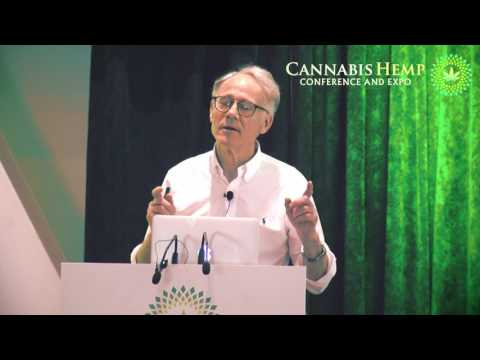 Graham Hancock speaks at Cannabis Hemp Conference & Expo, Vancouver, Canada