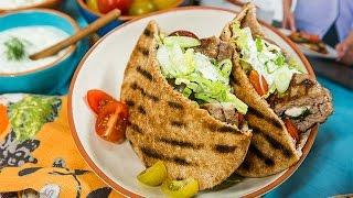 Recipe - Chef Ellie KriegerÍs Stuffed Turkey Burgers - Hallmark Channel
