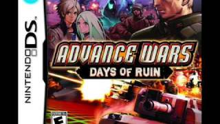 Caulder Advance Wars