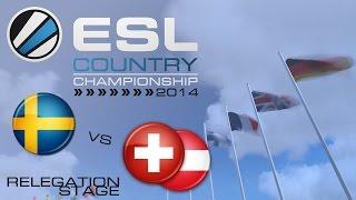 ESL CC 2014 Relegation-stage: Sweden vs. Alps