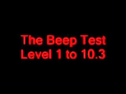 The Beep Test mp3