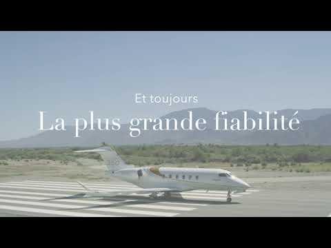 Challenger 350 - Toujours prêt à voler en moins de 7 minutes