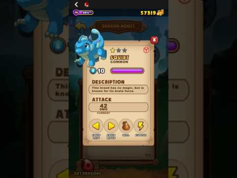 EverWing - Evolution of a dragon