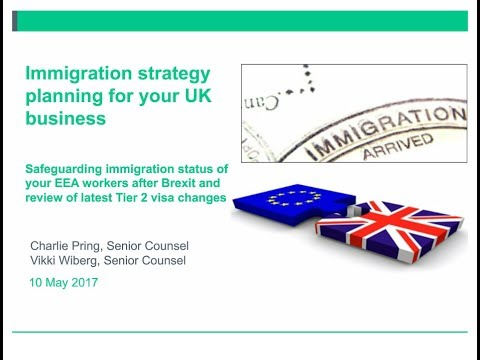 UK Business Immigration - Safeguarding the status of EU workers