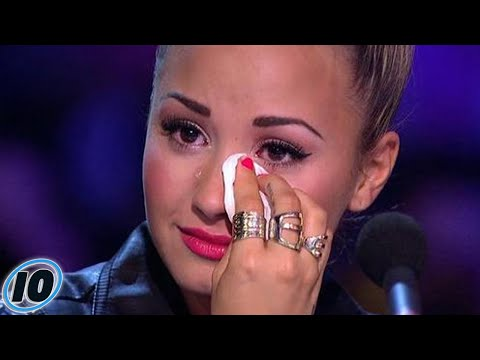 Demi Lovato's Snapchat HACKED And Photos Leaked