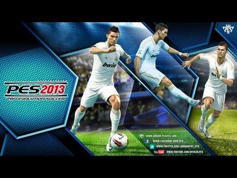 Official PES 2013 - Pro Evolution Soccer Debut Trailer