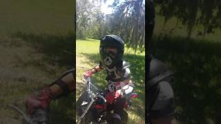 Video Matts 1st gas dirt bike download MP3, 3GP, MP4, WEBM, AVI, FLV Mei 2018