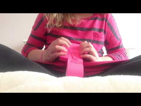 How to make an American girl doll jewelry/makeup box part 1