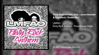 LMFAO - Party Rock Anthem (feat. Lauren Bennett & GoonRock) [Radio Mix]