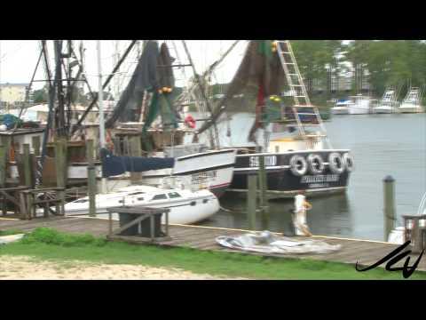 Florida Travel -  Gulf Coast by St. George Island  - YouTube