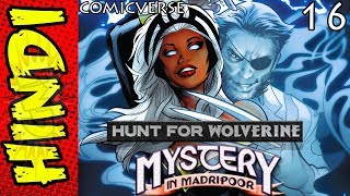 Hunt For Wolverine - 16   Viper Returns   Marvel Comics Explained in Hindi   #ComicVerse streaming
