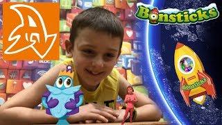 Бонстики 4. Норд выполняет желания! Дети в космосе. Bonsticks 4. Children in space.
