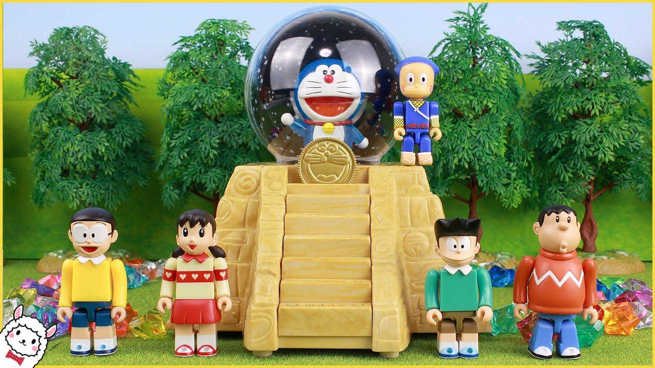 Doraemon toy crystal ball chi doraemon toy crystal ball chi tr em youtube voltagebd Images