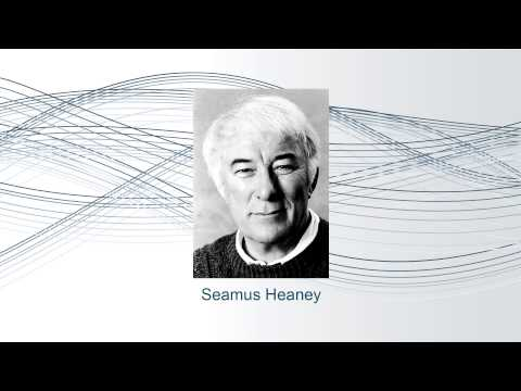 Nobel Lecture by Seamus Heaney