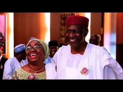 Kyari, Oyo Ita Embrace At FEC Meeting
