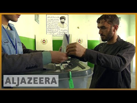 🇦🇫Deadly suicide bomber strikes polling station in Afghan capital l Al Jazeera English