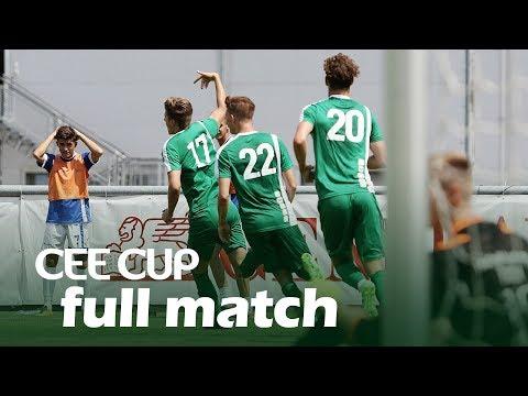 CEE Cup GENERALI 2017 FC Academy Pandev vs Győri ETO FC