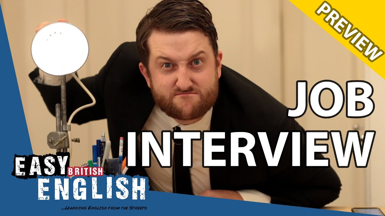 How to Prepare for a Job Interview in Britain | Easy English 54