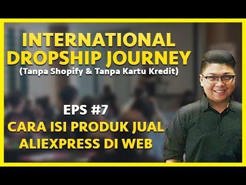 cara-isi-produk-jual-dari-aliexpress-ke-website-toko-online-|-international-dropship-journey-#7