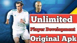 Unlimited Player Development In Original Dream League Soccer 18
