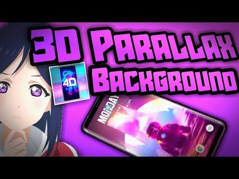 แจกแอป3D Parallax Background mod apk 📲 ️ - YouTube