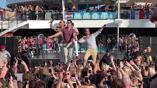 80s Baby - NKOTB Cruise X 2018 - Sail Away Party Video