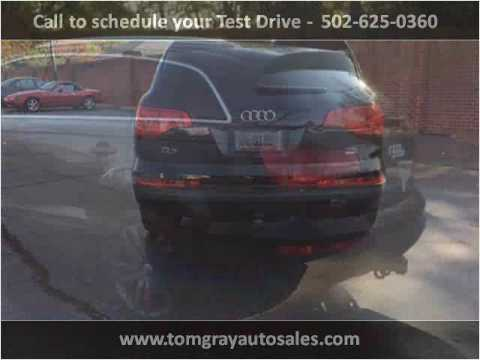 Used audi q7 louisville ky 11
