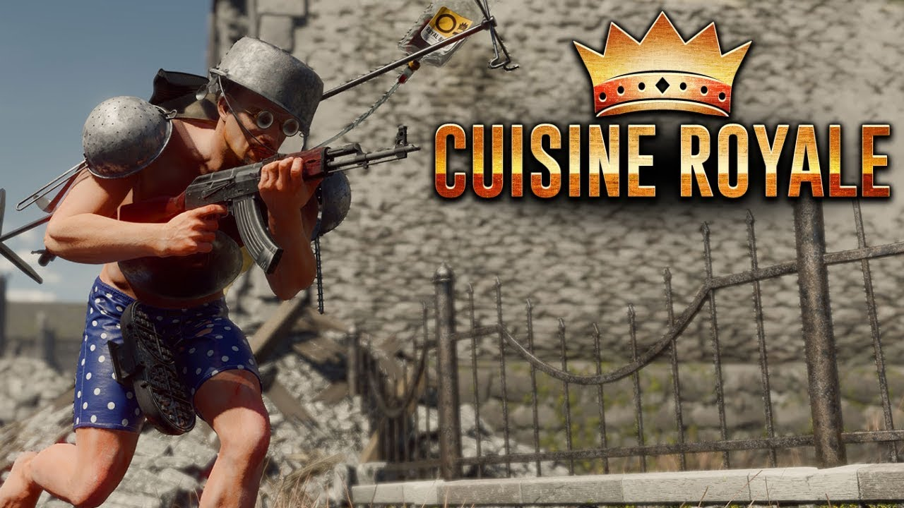 Cuisine Gameplay Playing Cuisine Royale On Xbox One Closed Beta Gameplay